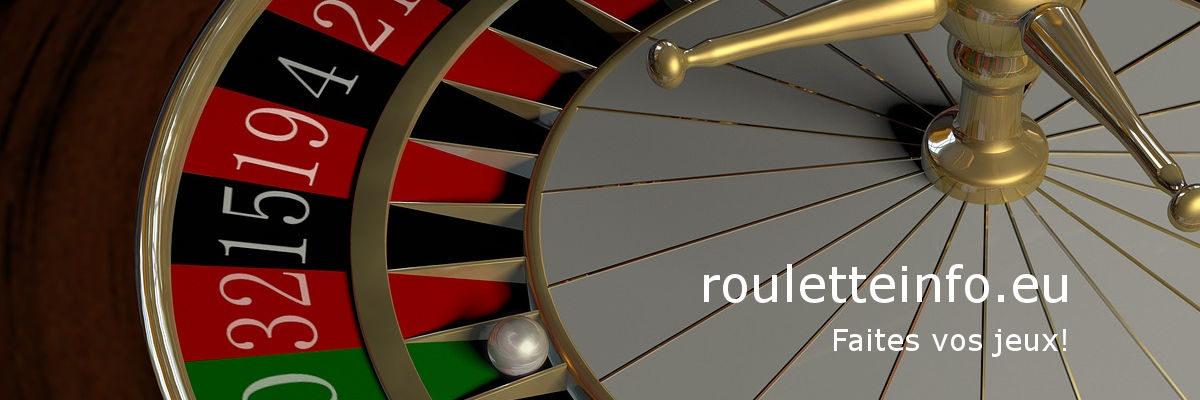 rouletteinfo.eu - Faites vos jeux!